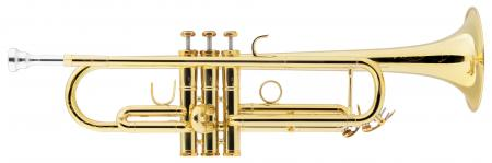 Lechgold TR-18L Bb Varnished Trumpet