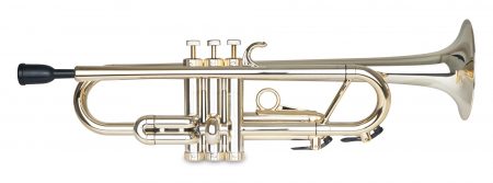 Classic Cantabile TROMBA Bb Jazz Kunststofftrompete gold
