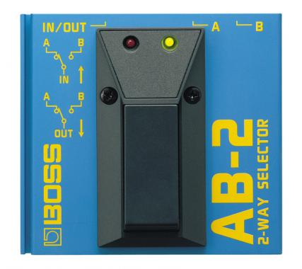 Boss AB-2 A/B Pedal Selector