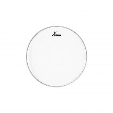 "XDrum 13"" Transparent Skin, Single-Layer"