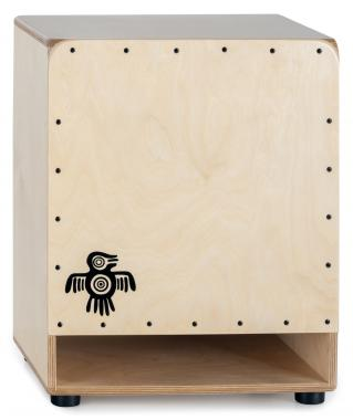 XDrum Bass Cajon, Peruvian, birchwood