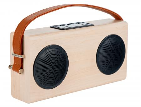 Bennett & Ross Stavanger Bluetooth boombox luidsprekers met FM radio en powerbank