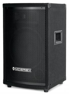 McGrey TP-10 Partybox/PA-Box 400 Watt