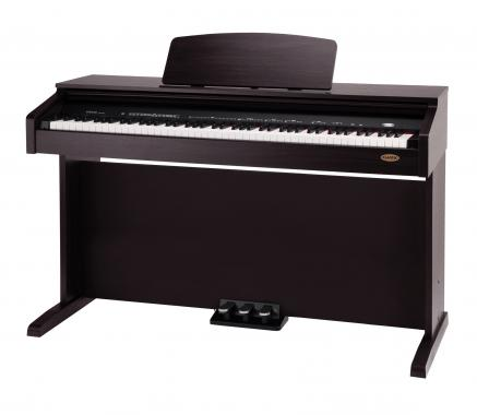 Classic Cantabile DP-210 RH digital piano rosewood