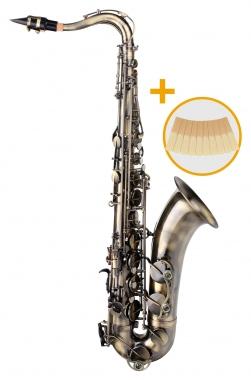 2 Bambus k12l schachtel SLade Tenor bB Saxophon Blaetter 2-1 SLADE 10 teile