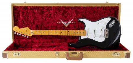 Fender Custom 30th Anniversary Eric Clapton Strat Journeyman Relic BLK
