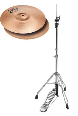 "Paiste 12"" PSTX Cajon Hi-Hat Maschinen Set"