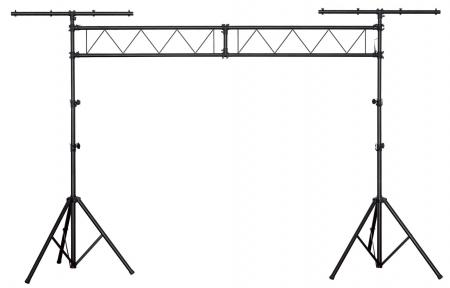 Showlite Trasversa set para comenzar 2x tripode para luz, 2x transversales