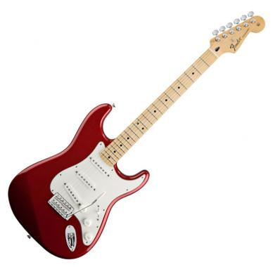 Fender Standard Stratocaster MN Candy Apple Red Guitarra eléctrica