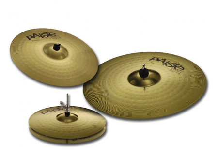 Paiste 101 Brass universele set