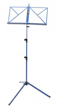 Classic Cantabile Music Stand Medium Heavy Blue