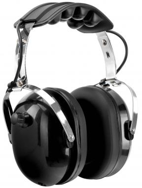 XDrum IH-1 Stereo Isolation Headphones Hearing Protection