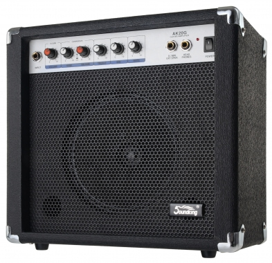 Soundking AK20-G Guitar Amplifier - 2-channel, 60 Watt