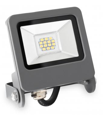 Showlite FL-4010 WW LED Fluter IP65 10 Watt 800 Lumen warm-weiß