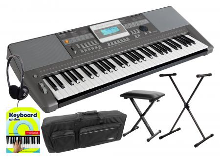 Classic Cantabile CPK-303 Keyboard Deluxe Set