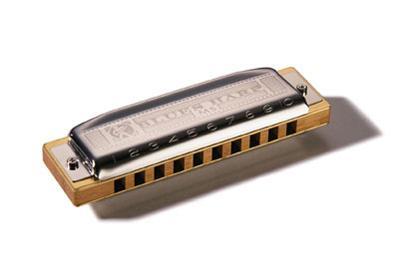 Hohner Blues Harp MS Des-Dur