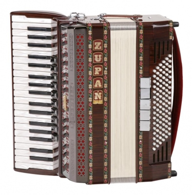 Zupan Alpe IV 96 EF/MHE Cassotto accordeon, palisander