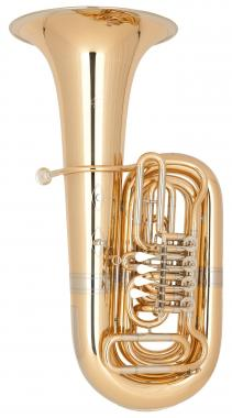 Miraphone BBb-86A Tuba Goldmessing