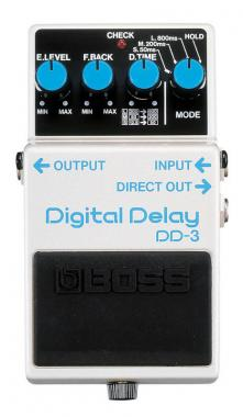 Boss DD-3 Digital Delay a Pedal DD3