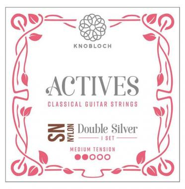 Knobloch SN 300ADN Nylon Double Silver Special
