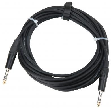Pronomic Stage INSTS-6 cable de clavija jack 6m estéreo