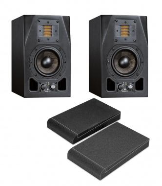 Adam Audio A3X ISO Bundle