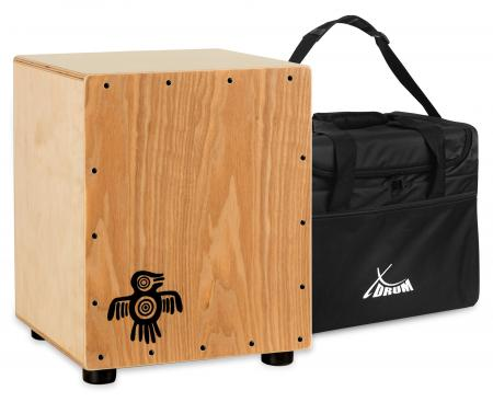 XDrum Junior Cajon Peruvian Ash