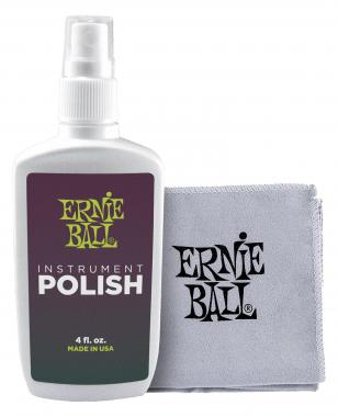 Ernie Ball 4222 Guitar Polish mit Tuch