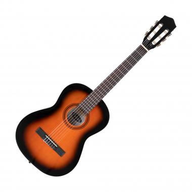 Calida Benita Classical Guitar 3/4 Sunburst