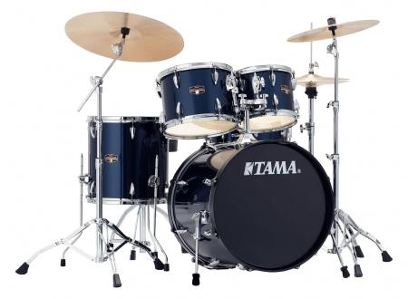 Tama IP50H6N-MNB Imperialstar Drumkit Midnight Blue  - Retoure (Zustand: gut)