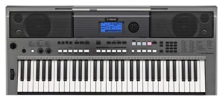 Yamaha PSR E443 Keyboard  - Retoure (Zustand: sehr gut)