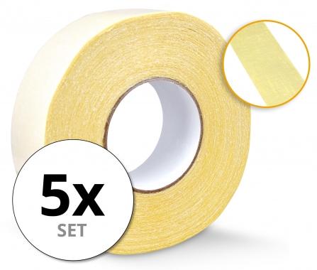 Stagecaptain CT-4850 ruban adhésif à double face 50m set de 5