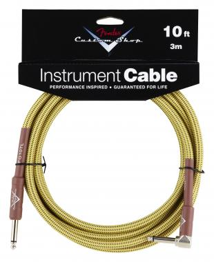 Fender Custom Shop Cable Tweed Angle 3m