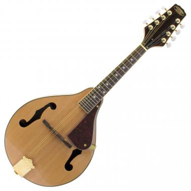 Classic Cantabile A-Style Mandoline naturel