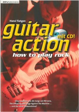 Guitar Action mit CD