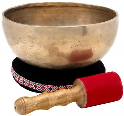 XDrum Tibetan Singing Bowl 20 cm incl. Pillow