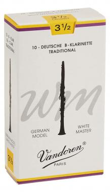 Vandoren 10er Pack Bb-Klarinette (3,5) WM