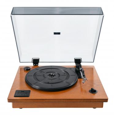 Bennett & Ross Vinylmaster Plattenspieler mit USB und Bluetooth  - Retoure (Zustand: sehr gut)