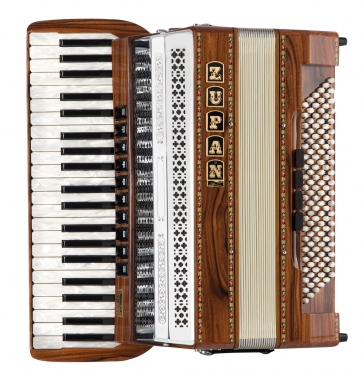 Zupan Alpe IV 120/M accordion rosewood