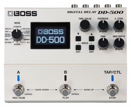 Boss DD-500 Delay-Pedal