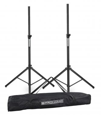 Pronomic SPS-1A Speaker Stand Aluminum 2x Set