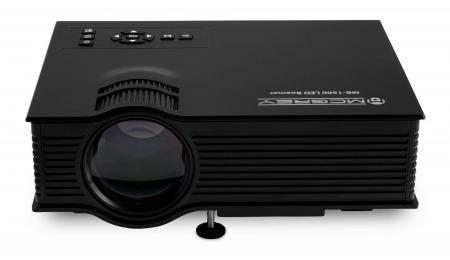 McGrey MB-1500 LED Video-Beamer 800 Lumen  - Retoure (Zustand: sehr gut)