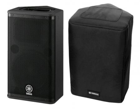 Yamaha DSR112 Aktivbox SET inkl. Schutzhülle