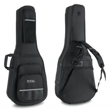 Rocktile - lichtgewicht tas voor akoestische gitaar