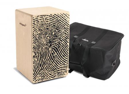 Schlagwerk CP107 Cajon X-One Fingerprint Set inkl. Tasche
