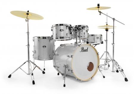 Pearl Export EXX725SBR/C700 Drumkit Arctic Sparkle