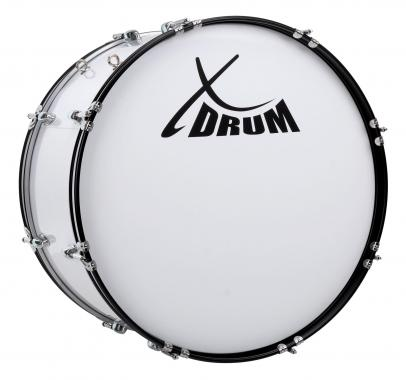 "XDrum MBD-224 grosse caisse fanfare 24"" x 12"""