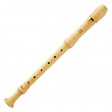 Moeck 2200 sopraanfluit Rondo - barok vingerzetting (natuurlijk esdoorn)