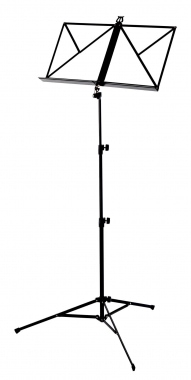 Kirstein Music Stand, light, black
