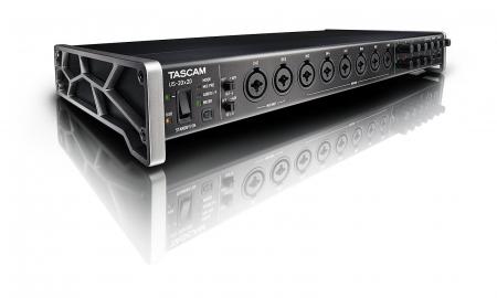 Tascam US-20x20 USB Audio Interface  - Retoure (Verpackungsschaden)